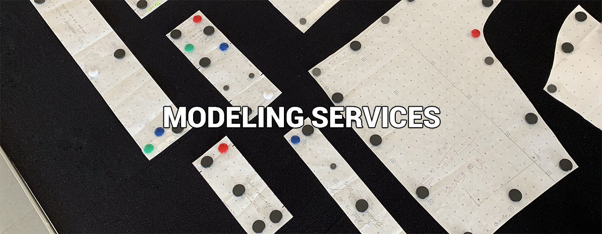 modeling service INCOR3 srl
