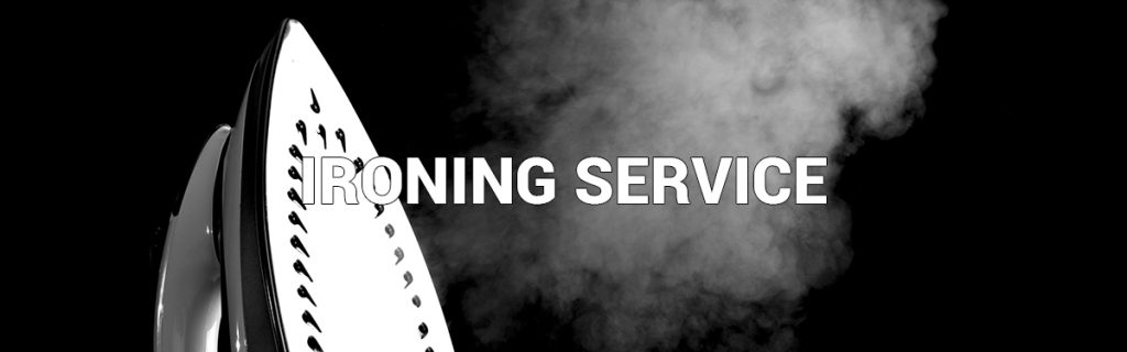 ironing service INCOR3 srl